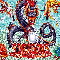 5 Dragons pokie