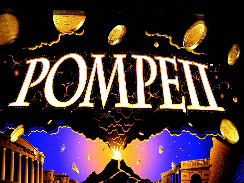 Pompeii pokie slot