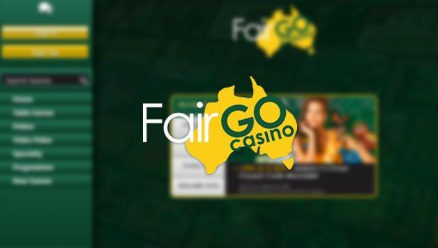 FairGo Login - Casino Australia no deposit bonuses 2019